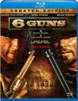 6 Guns (Bluray)