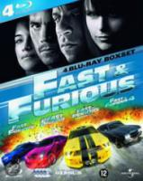 Fast & Furious 1 4