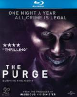 The Purge (Bluray)