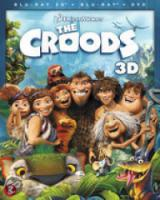 De Croods (3D Bluray)