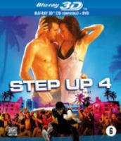 Step Up 4 (3D Bluray)