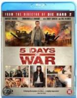 5 Days Of War (Bluray)
