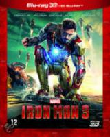 Iron Man 3 (3D Bluray)