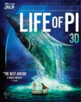 Life Of Pi (3D Bluray)