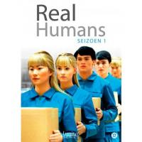 Real Humans  Seizoen 1