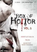 Box Of Horror  Volume 1