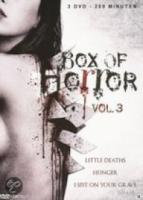 Box Of Horror  Volume 3