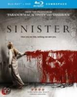 Sinister (Bluray + Dvd)