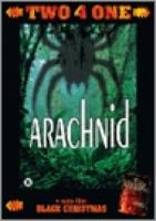 Arachnid| Black Christmas