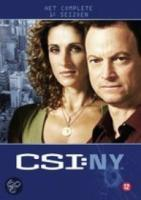 CSI: New York  Seizoen 1