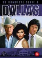 Dallas  Seizoen 4 (4DVD)