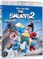 De Smurfen 2 (3D Bluray)