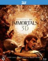 Immortals (3D+2D Bluray)