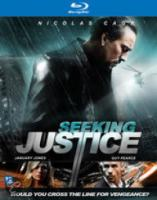 Seeking Justice (Bluray)