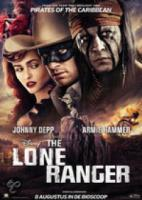 The Lone Ranger (Bluray)