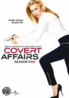 Covert Affairs  Seizoen 1