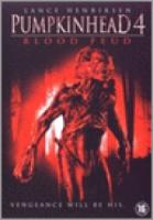 Pumpkinhead 4  Blood Feud