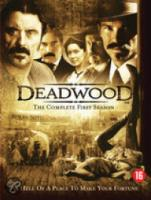 Deadwood  Seizoen 1 (4DVD)