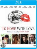 To Rome With Love (Bluray)