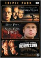 Brad Pitt Triple Pack (3DVD)