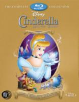 Cinderella 1 t|m 3 (Bluray)