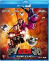 Spy Kids 3 (Real 3D Bluray)