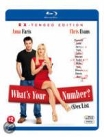 What's Your Number (Bluray)