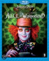 Alice In Wonderland (Bluray)