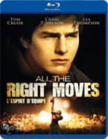 All The Right Moves (Bluray)