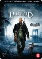 I Am Legend (2DVD)(Steelbook)