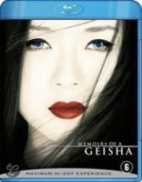 Memoirs Of A Geisha (Bluray)
