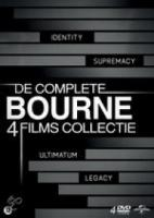 The Bourne Collection 1 t|m 4