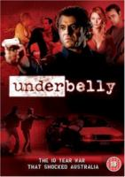 Underbelly seizoen 1 (Import)