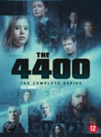 4400  Complete Series (15DVD)