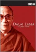 Dalai Lama  30 Years In Exile