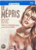 Le Mepris (Contempt) (Bluray)
