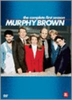 Murphy Brown  Series 1 (4DVD)
