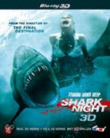 Shark Night 3D (3D+2D Bluray)