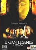 Urban Legend 2  The Final Cut