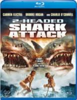 2 Headed Shark Attack (Bluray)