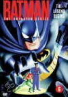 Batman Animated  Legend Begins