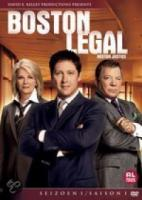 Boston Legal  Seizoen 1 (5DVD)