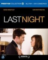 Last Night (2010) (Bluray+Dvd)