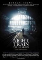 Night Train To Lisbon (Bluray)
