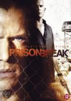 Prison Break  Seizoen 3 (4DVD)