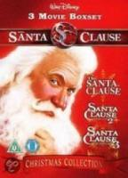 Santa Clause 1 t|m 3 Collection