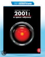 2001  A Space Odyssey (Bluray)