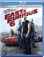 Fast And The Furious 6 (Bluray)