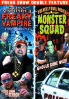 Freaky Show Double  Feature|Ntsc