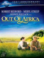 Out Of Africa (Bluray Digibook)
